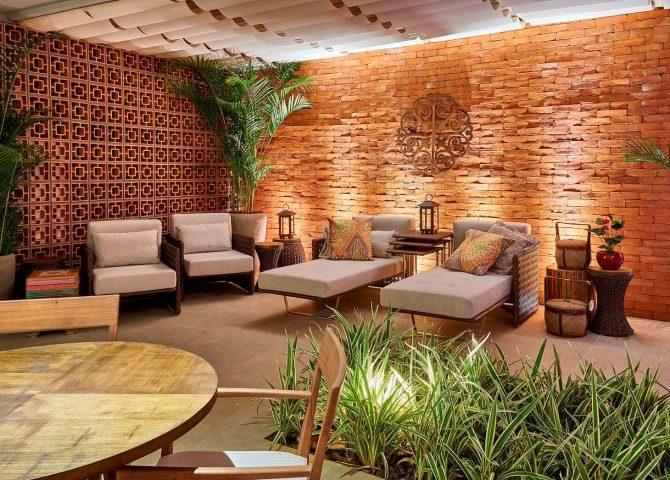 revestimento sustentável para parede
