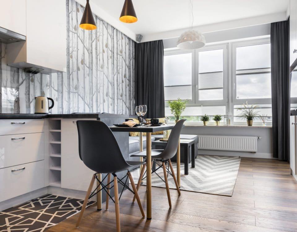 decoração clássica para apartamento